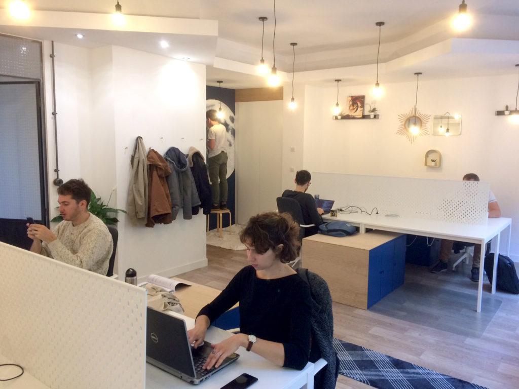 Salle de coworking, the 4th Rennes