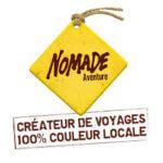 logo nomade aventure